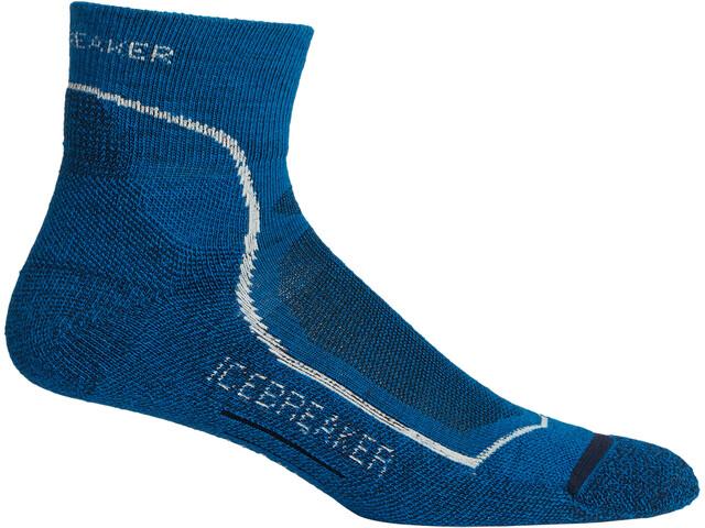Icebreaker Hike+ Calze Uomo blu